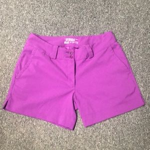 Nike dry fit golf shorts